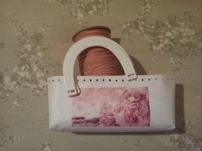 Kit per borse stampa bambina