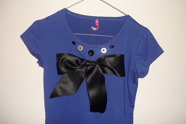 T-shirt gioiello Fiocco College