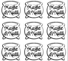 Inserzione riservata per Magie di Nalli
