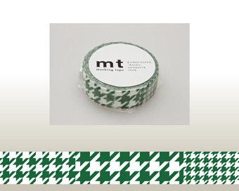 Washi Tape - Chidori Green