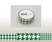 Washi Tape - Chidori Green