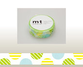 Washi Tape - Arch Green