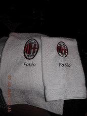 Asciugamani  ricamate