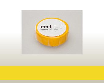 Washi Tape - Yellow