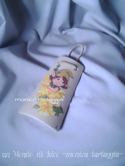 tegola/coppo piccolo folletto dei fiori