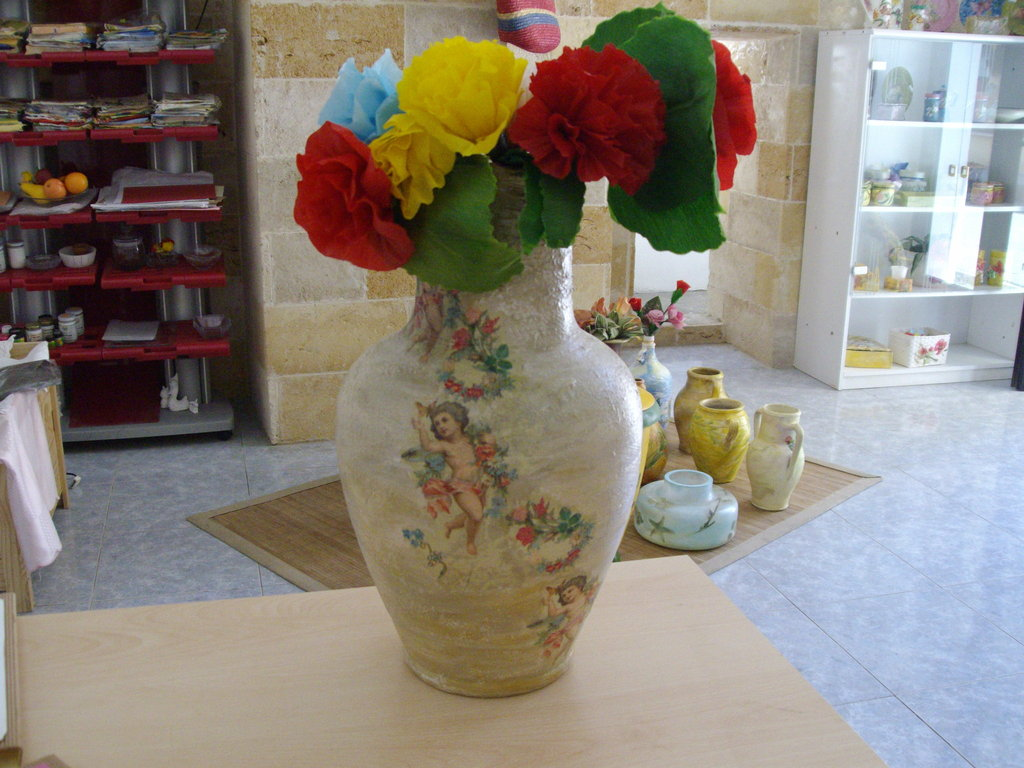 antico vaso