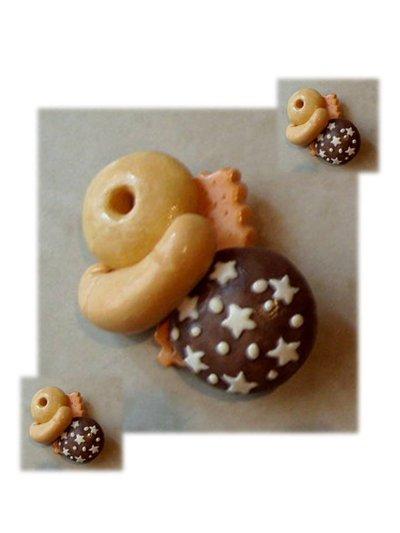 Calamita golosa biscotti (pandistelle-spicchi sole-macine)