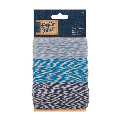 Bakers Twine - Denim Blue
