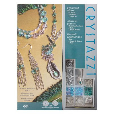 Crystazzi Kit - Feathered Allure