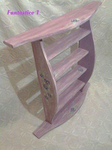 bacheca in legno