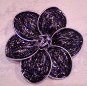 collana fiore con cialde