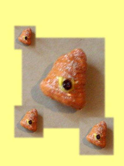 Calamita golosa dolcetto- (sfogliatella crema)