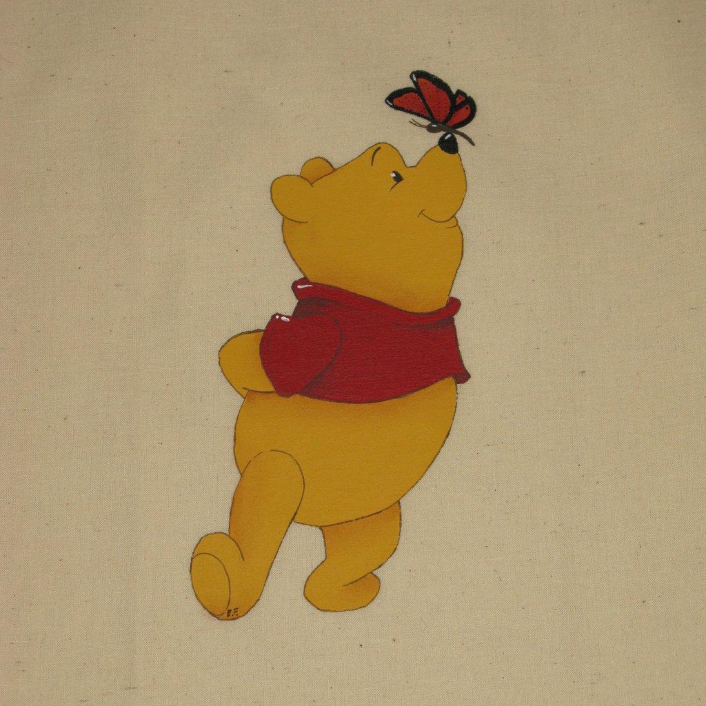 Borsa shopper Winnie the pooh