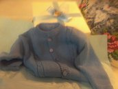 giacchino baby azzurro