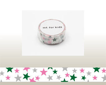 Washi Tape - Motif Star