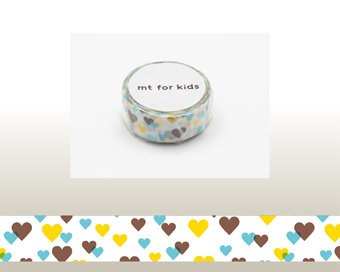 Washi Tape - Motif Heart