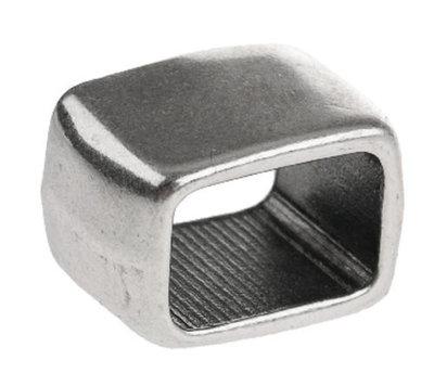 Parte intermedia di metallo