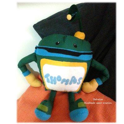 Pupazzo Bot Team umizoomi