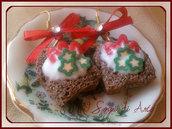 Leavened cakes