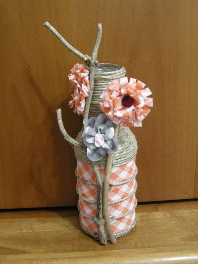 Vaso per fiori country