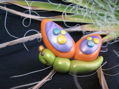 Farfalla con magnete P