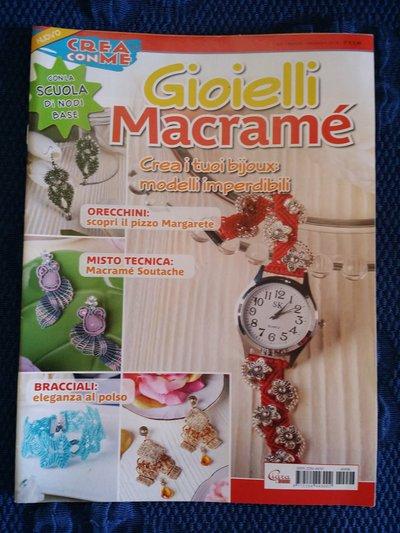 Gioielli Macramé n. 6
