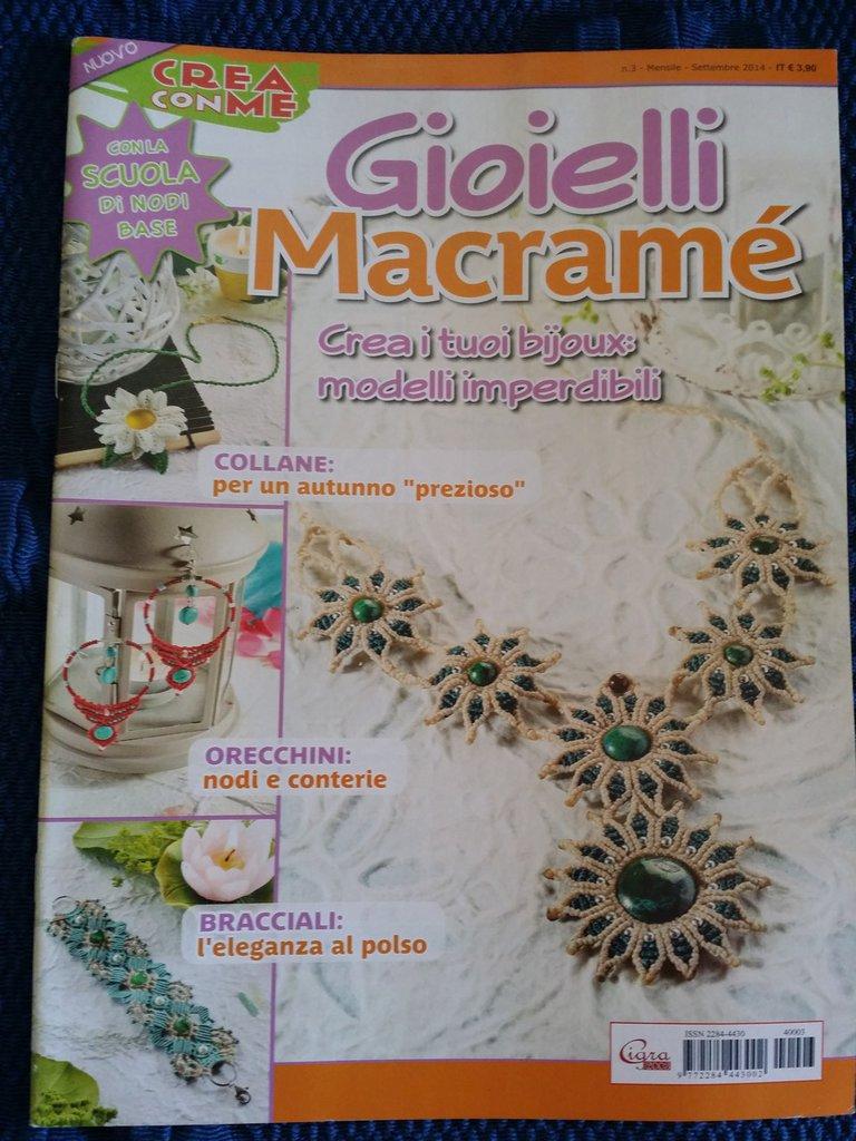 Gioielli Macramé n. 3