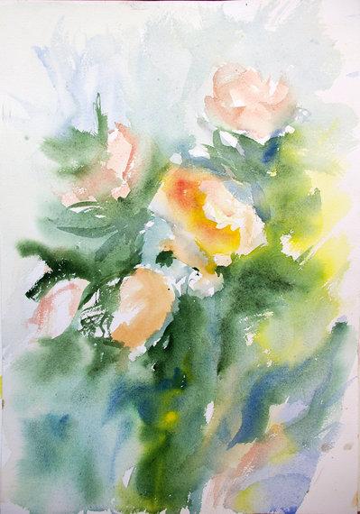 Il respiro delle rose