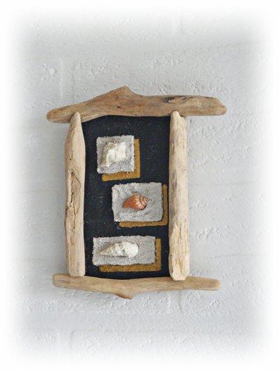 """""""Voglia di mare"""" quadretto fatto a mano decorativo"""