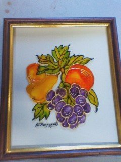 """Quadretti """"frutta"""""""