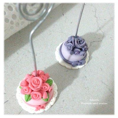 Mini wedding cake segnaposto matrimonio