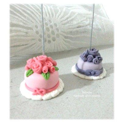 Segnaposto Matrimonio Mini Torte.Mini Wedding Cake Segnaposto Matrimonio Feste Bomboniere Di