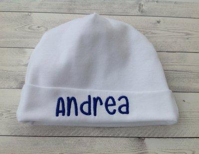 diventa nuovo il migliore economico per lo sconto Cappellino in maglina personalizzato con nome - Bimbi e neonati