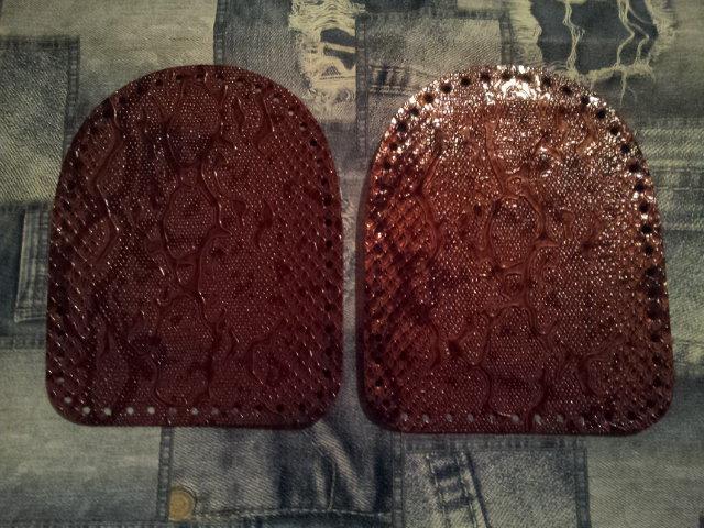 Laterali bauletto fettuccia