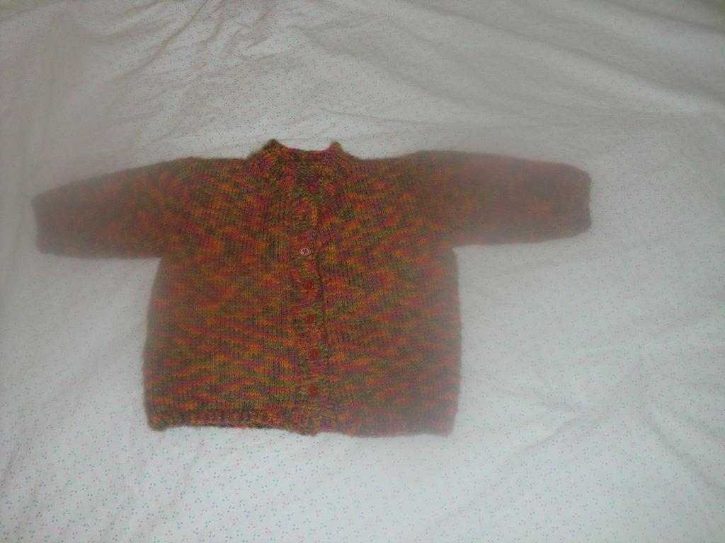 giacca multicolor per bambini