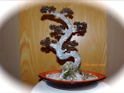 Bonsai di perline giapponese