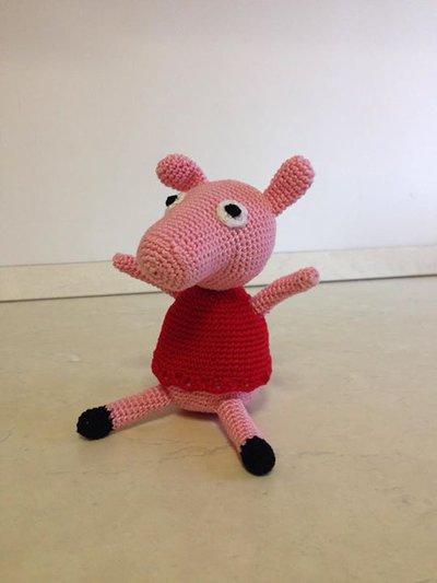 Peppa Pig Amigurumi