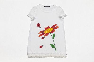 T-shirt bosco incantato