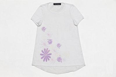 T-shirt ballo dei fiori