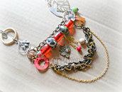 Collana multi fili in stile africano - Collezione Afryka