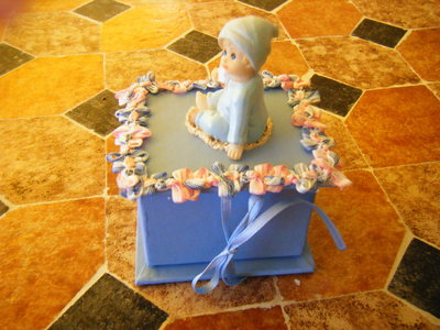 scatola bebè