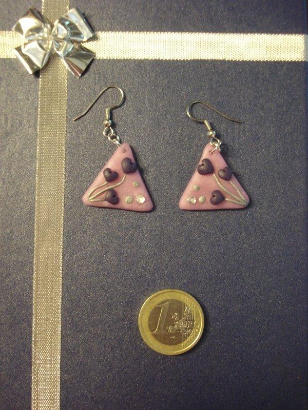 Triangolini con cuori