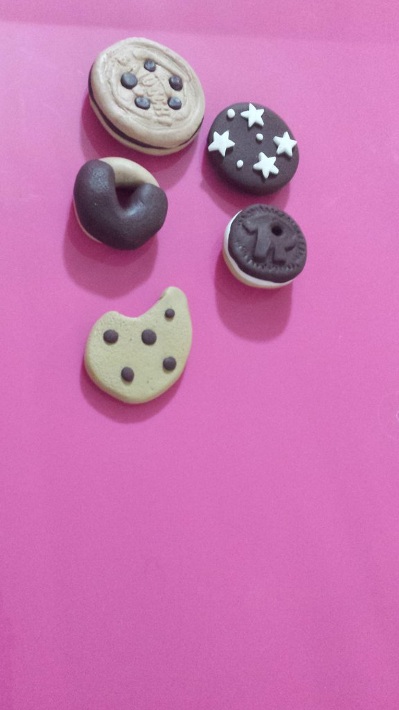 Calamite con biscotti