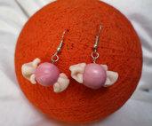 Caramella Bon-Bon orecchini con monachella