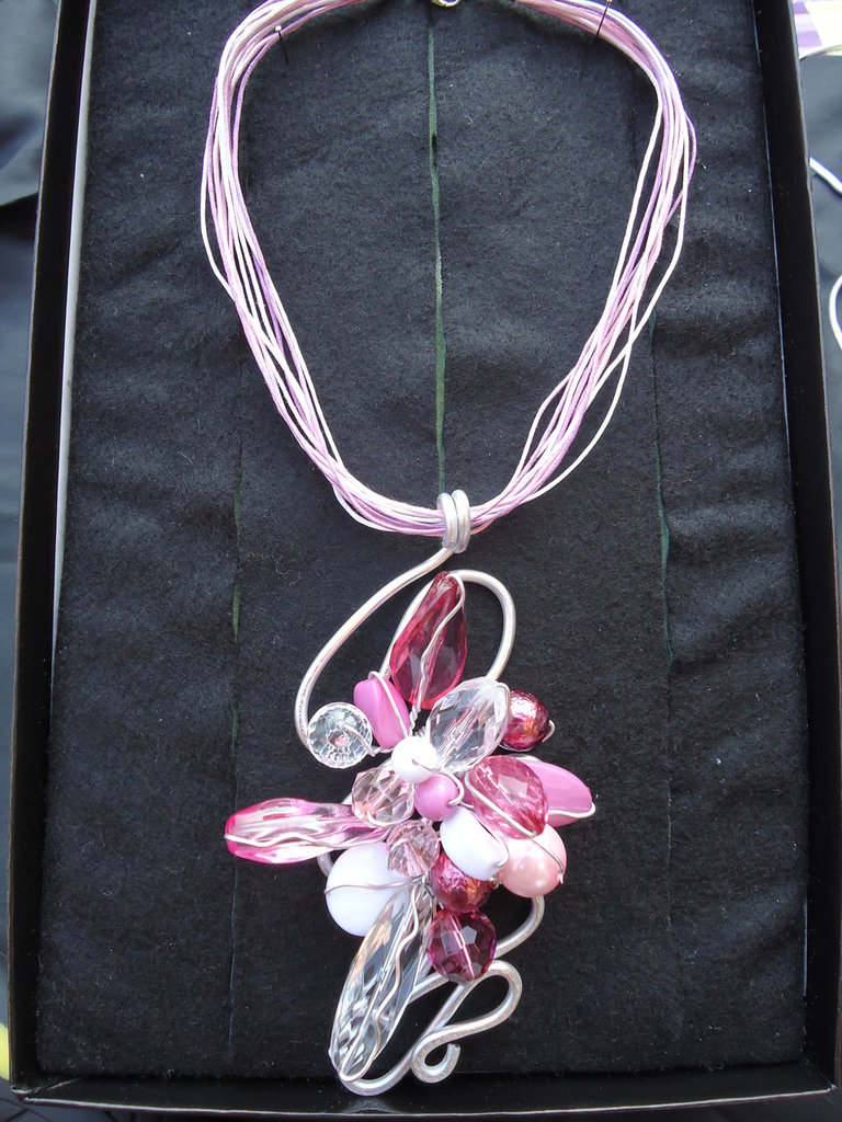 Collana Wire Lady Rose