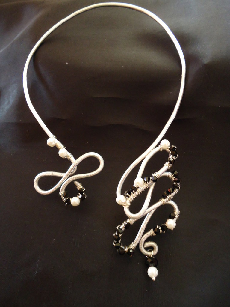 Collana Wire Lady Elegance