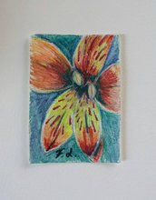 Aceo n. 21 floreale