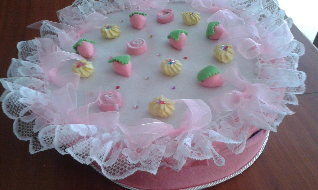 torta porta confetti