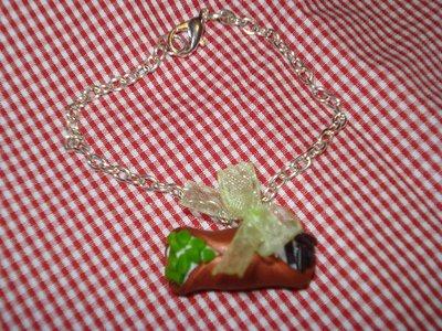 braccialetto cannolo siciliano