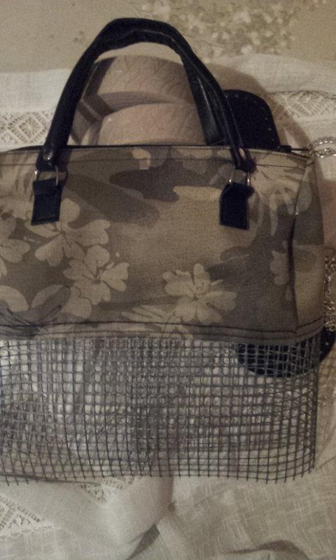 kit per borse in fettuccia parte alta con rete